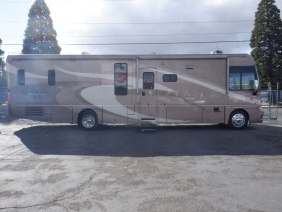 2008 Winnebago Adventurer WPG38T -Workhorse'  Class A Motorhome - For Sale By Owner at Private Party Cars