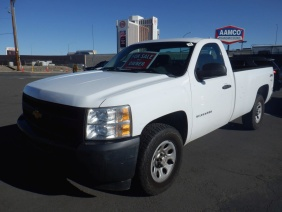 2013 Chevrolet Silverado 1500 Regular Cab Work Truck 8  - For Sale By Owner at Private Party Cars