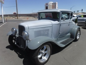 1931 Ford Model  A 2/D Coupe - For Sale By Owner at Private Party Cars