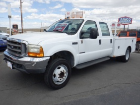 2000 Ford F450 Super Duty Crew Cab Lariat 8 ft - For Sale By Owner at Private Party Cars