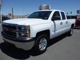 2014 Chevrolet Silverado 1500 Double Cab Work Truck 6 1 - For Sale By Owner at Private Party Cars