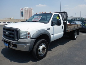 2005 Ford F450 Super Duty Regular Cab & Chassis 165in W.B. 2 - For Sale By Owner at Private Party Cars