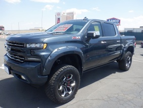 2019 Chevrolet Silverado 1500 Crew Cab LTZ 5 3/4 ft - For Sale By Owner at Private Party Cars