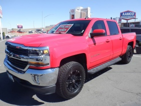 2017 Chevrolet Silverado 1500 Crew Cab LT 5 3/4 ft - For Sale By Owner at Private Party Cars