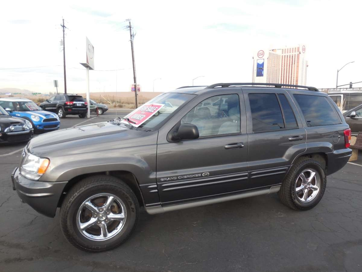 2002 Jeep Grand Cherokee Overland - For Sale By Owner at ...