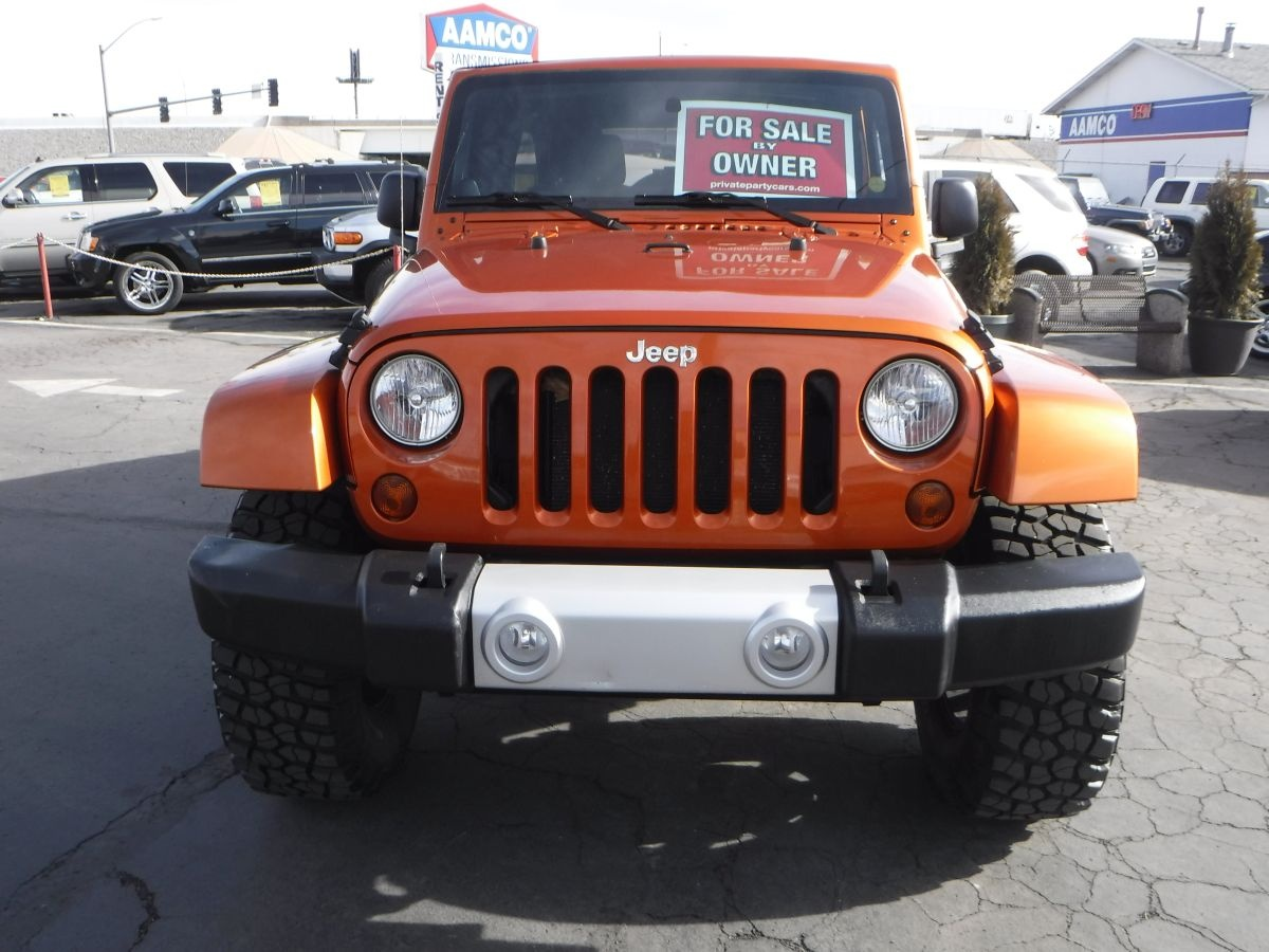 2011 Jeep Wrangler Unlimited Sahara - For Sale By Owner at ...