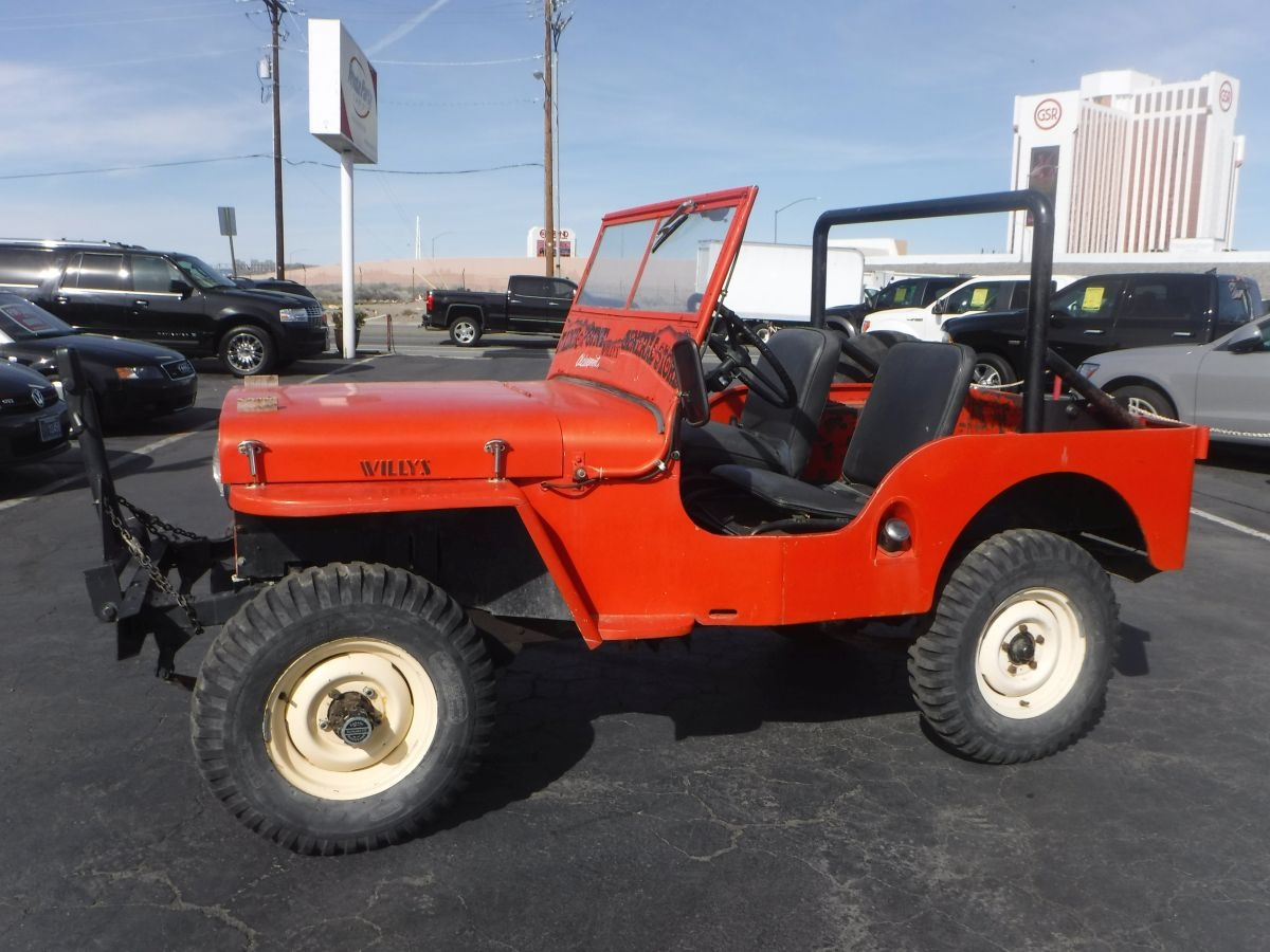 1946 Willys Jeep - For Sale By Owner at Private Party Cars ...